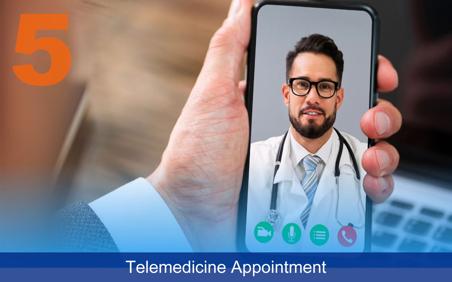 Telemedicine Appointment